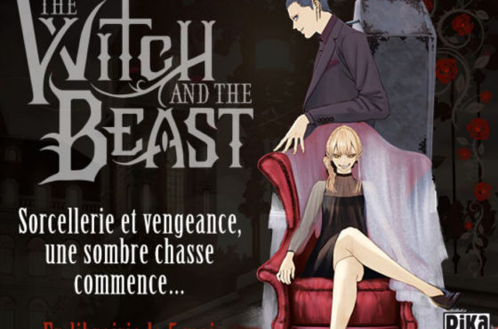 [Avis] The Witch and the Beast Vol.1